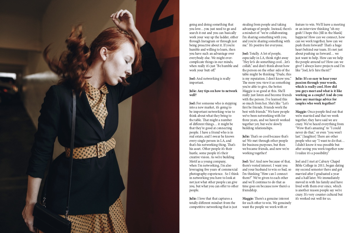 CREA MAGAZINEEditorial ft. mn3 - PHOTOGRAPHY BY JULIE TECSON
