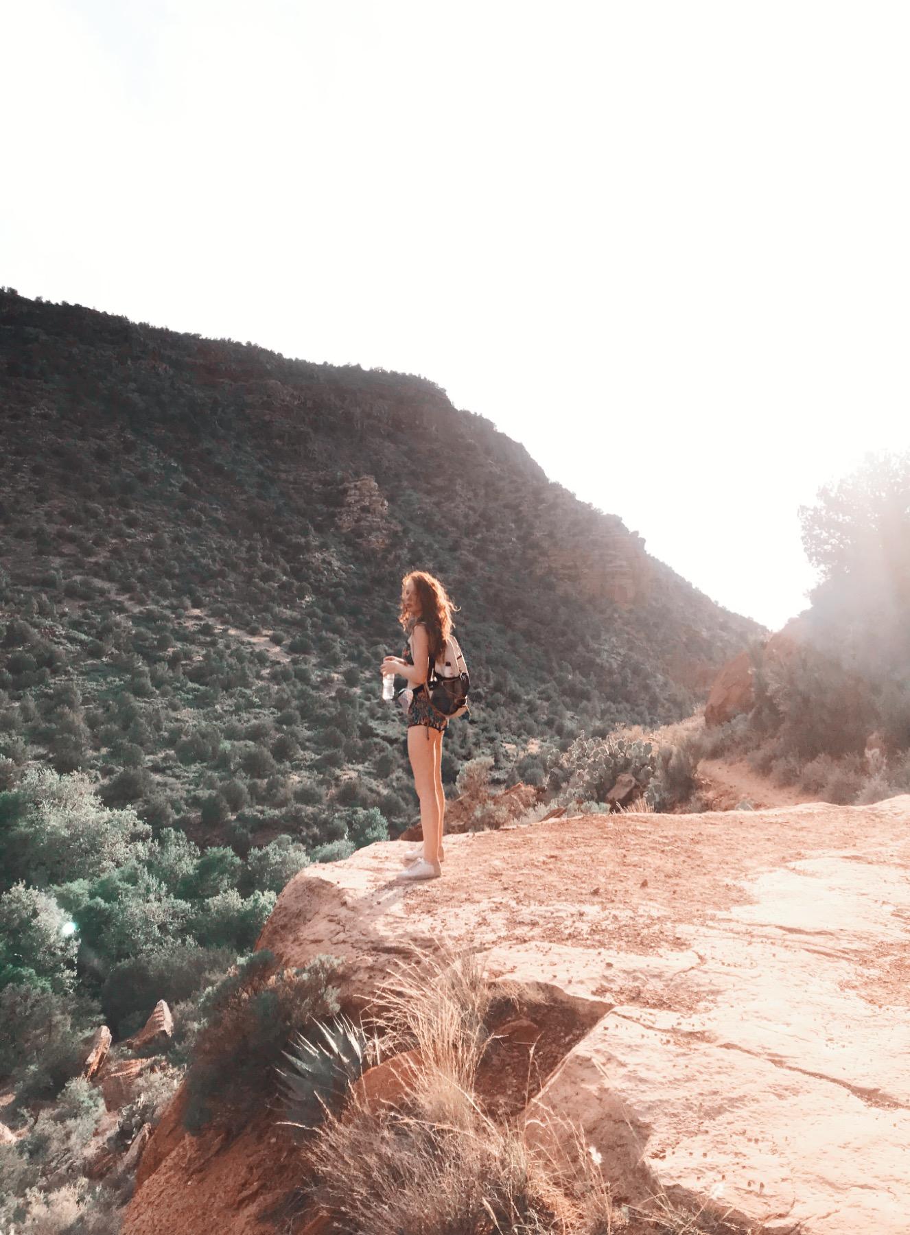 Bell Canyon Trail, Arizona.