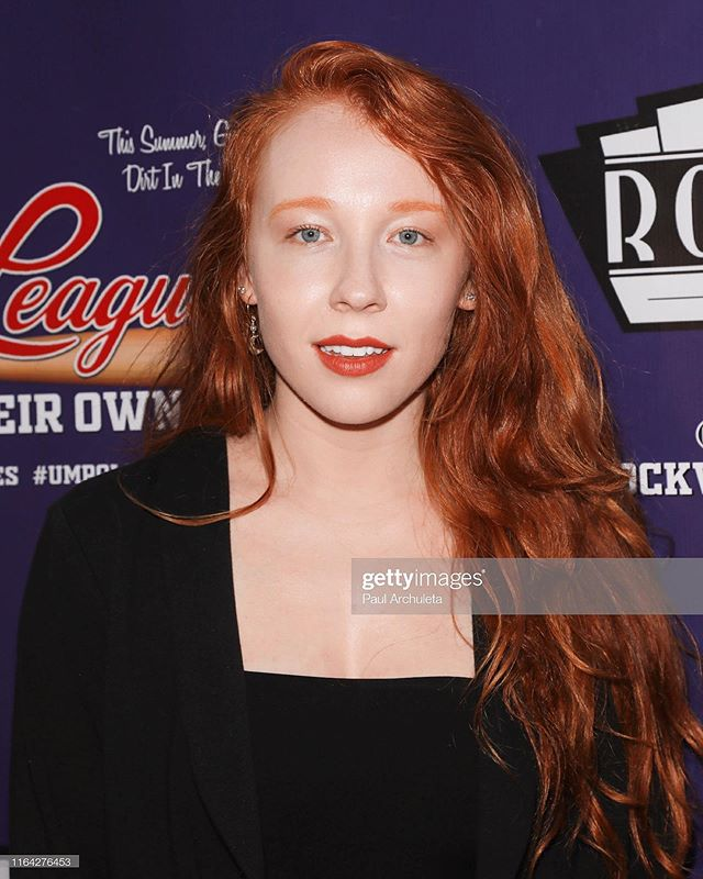 """@gettyimages 💋 had a blast at the @umposeries spin on """"A League of Their Own."""" gotta love the classics. // #umpoloto #gettyimages"""
