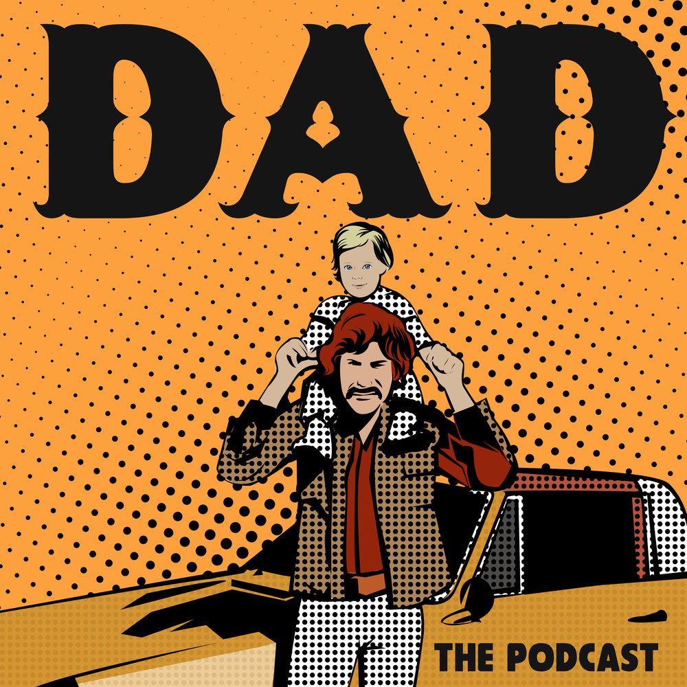 A parenting podcast about the role fathers play in our lives -