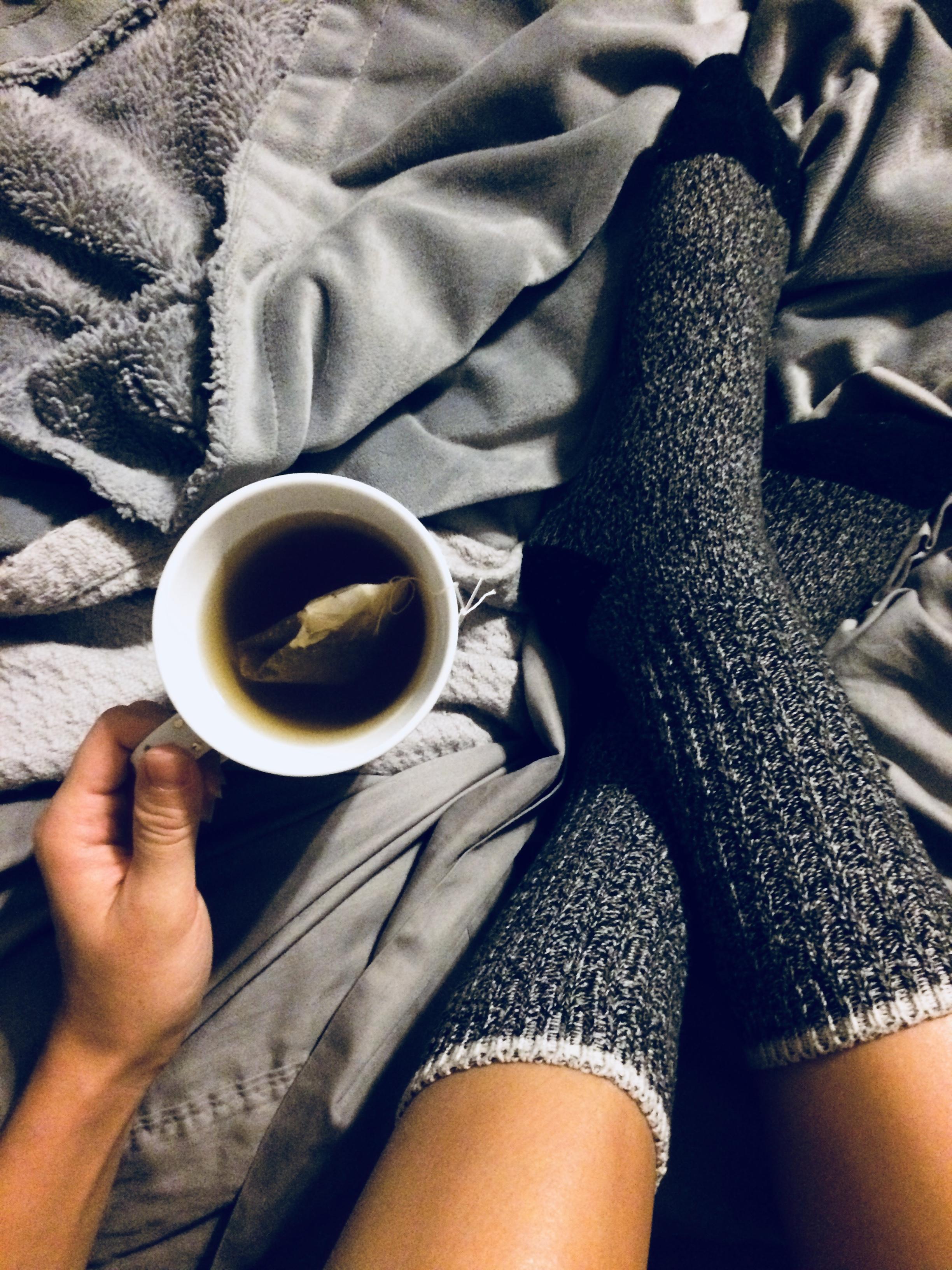 Get cozy &read the blog -
