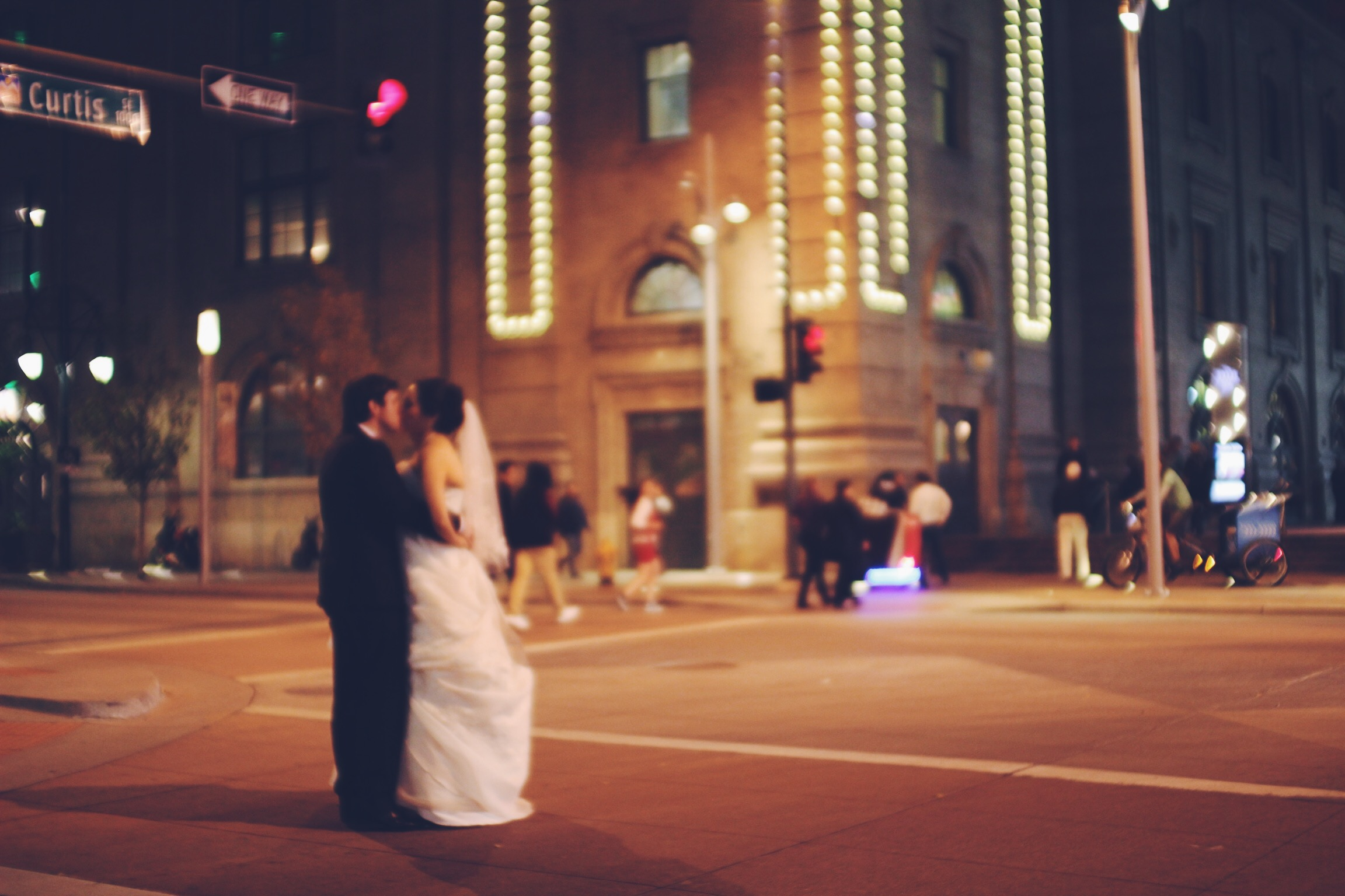 Nick + Audree, The Curtis Hotel Denver CO