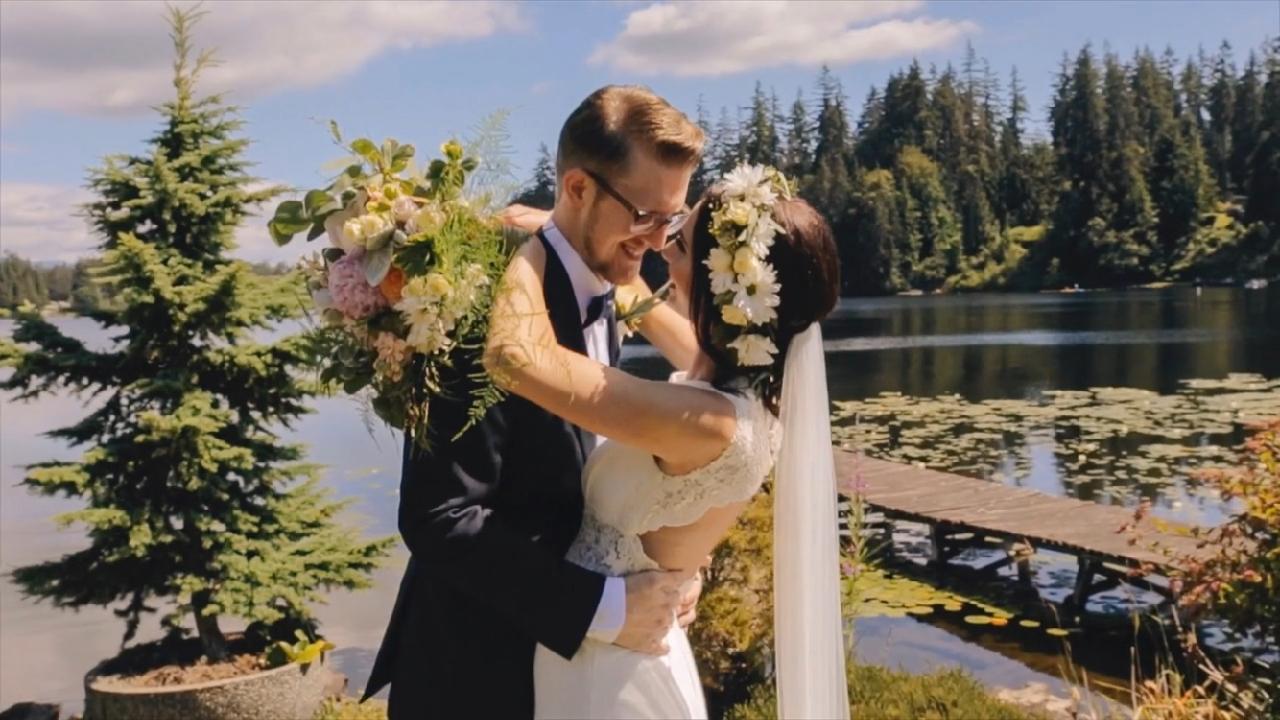 Darin + Kyndra Stoen Wedding!