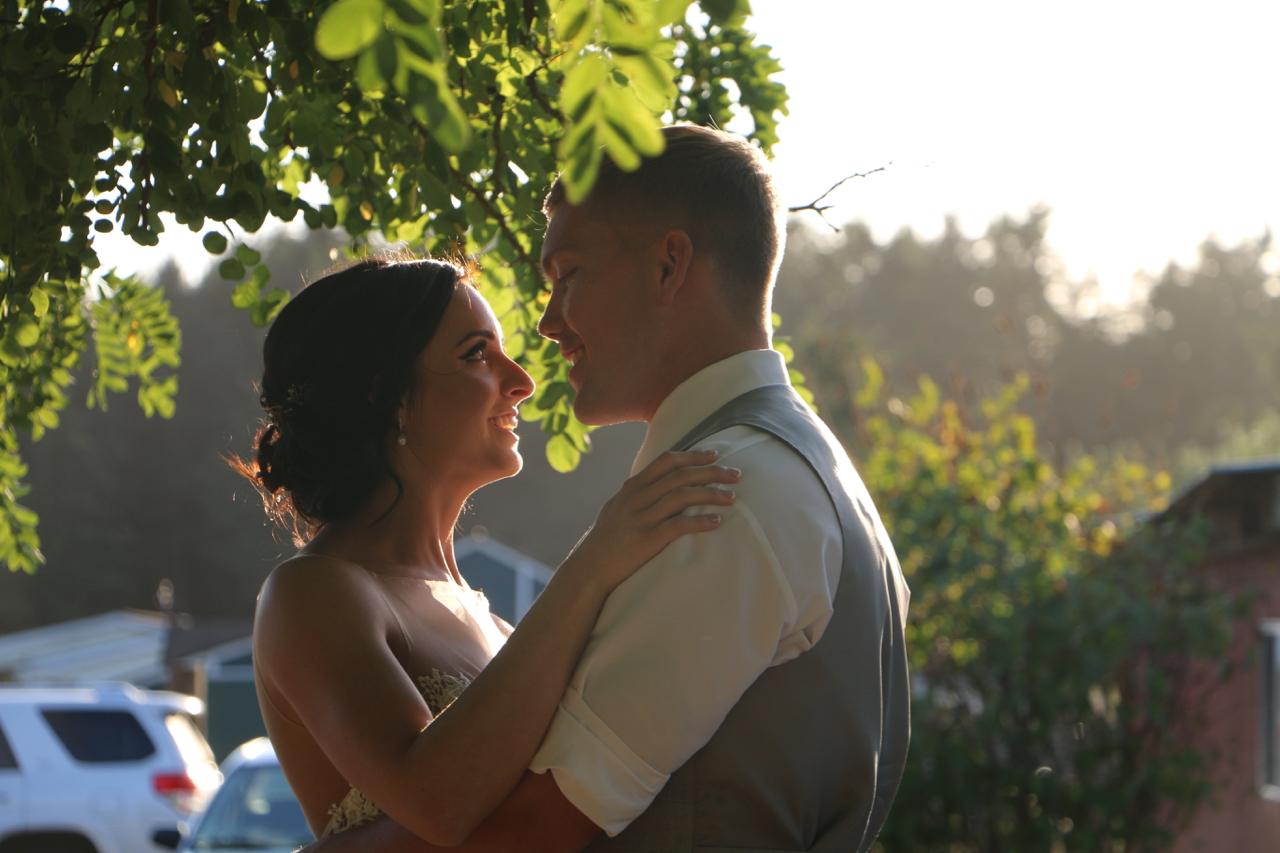 Aubreeana + Scott Freeman Wedding