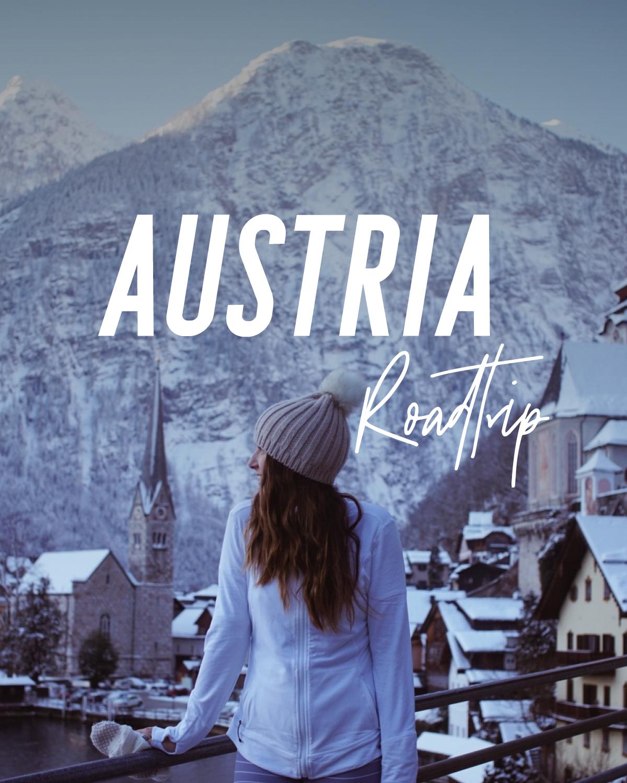 Austrian Alps, Roadtrip to Hallstatt from Prague