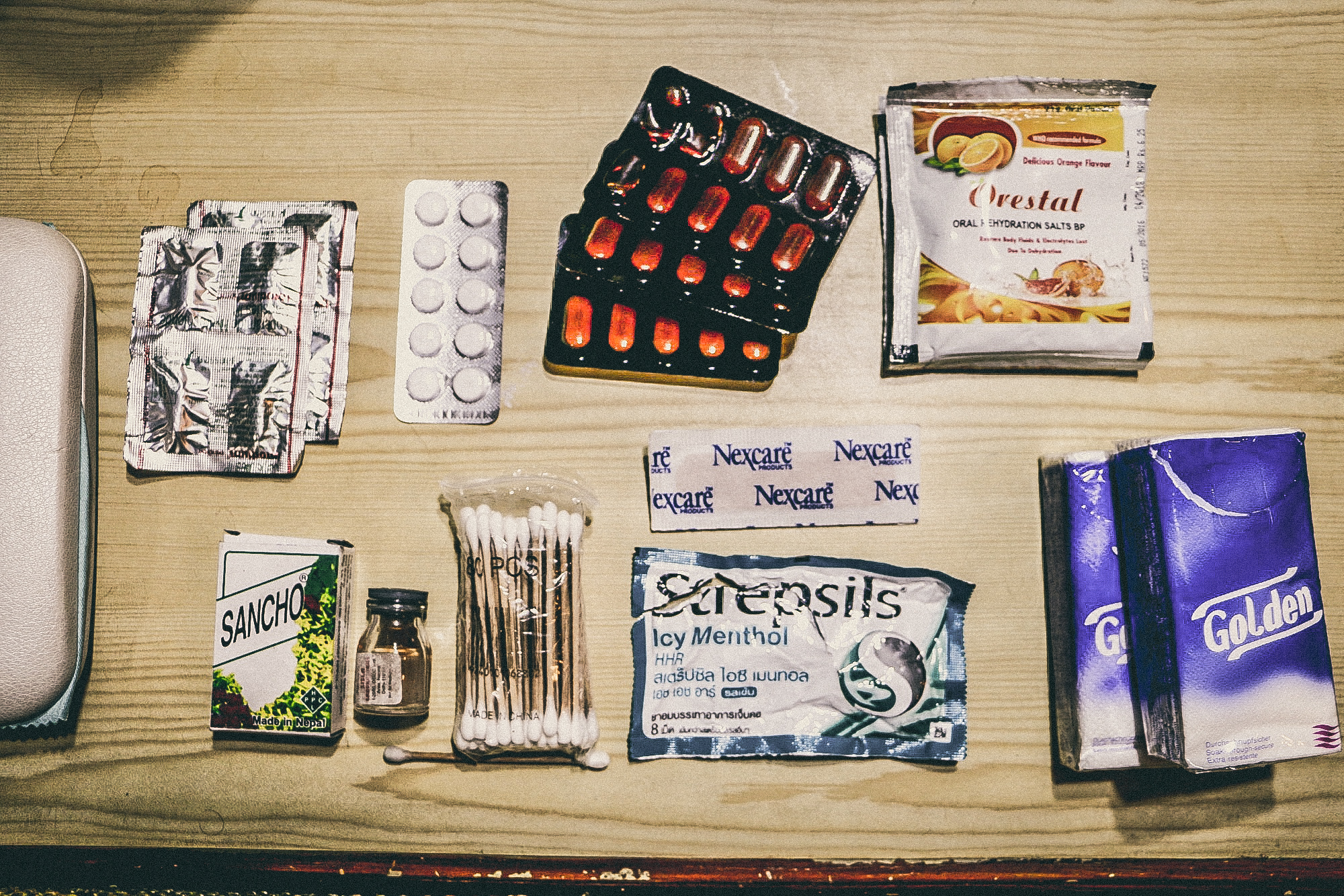 Pharmacy Must Haves for Trekking to Everest Base Camp and Where to purchase in Kathmandu