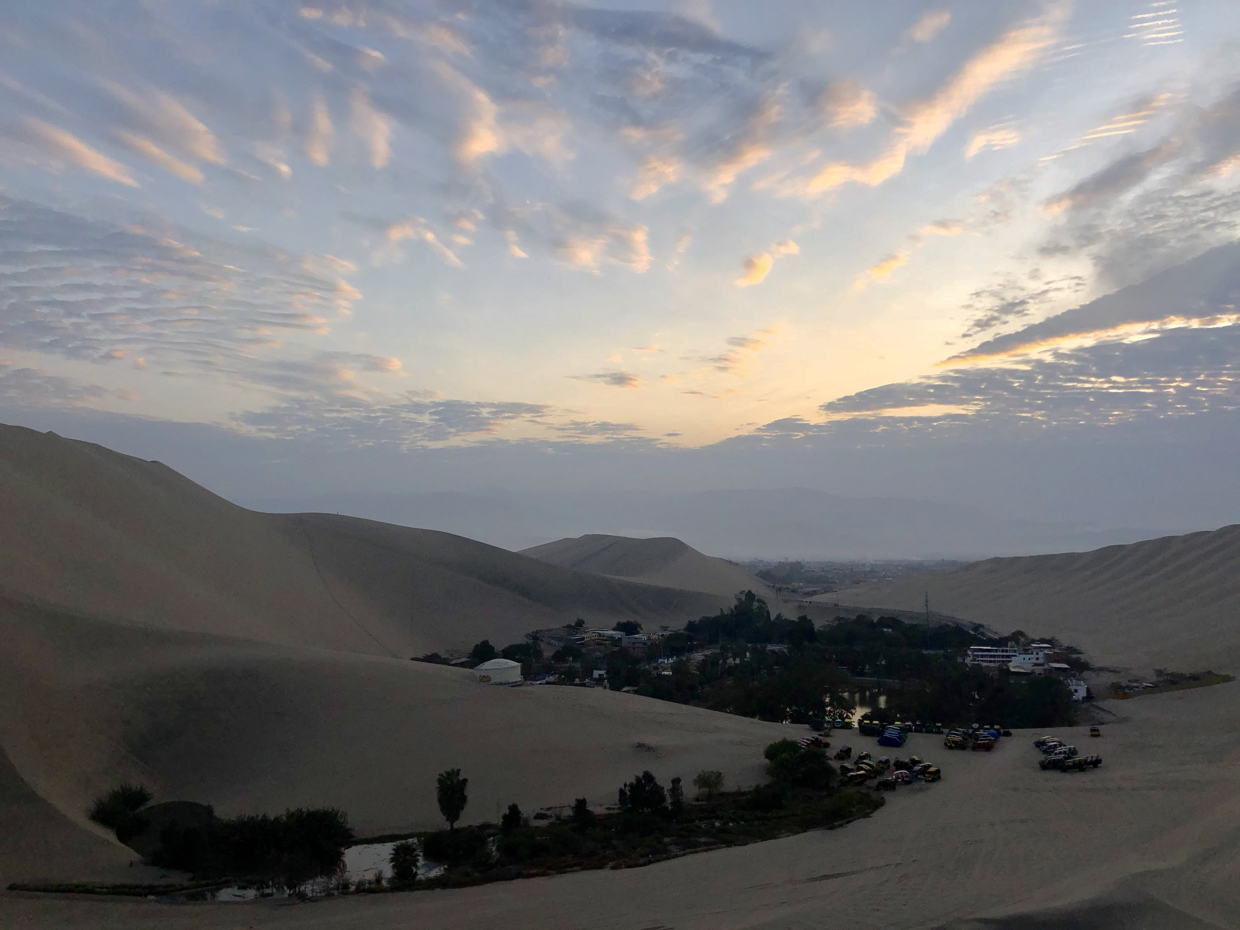 The Place That Can't Be Real: Huacachina Peru Desert