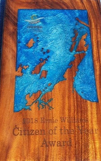 Winner's prize from Wyldwood