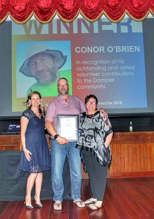 Conor O' Brien