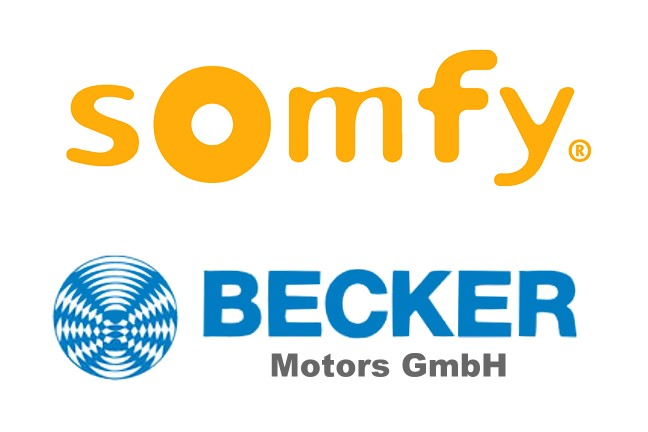 Somfy & Becker Automation - We offer options of the market leading Somfy and Becker motors for our Oztech systems to integrate into existing smart home systems. European made motors with decades worth of experience offer years of reliabilty.