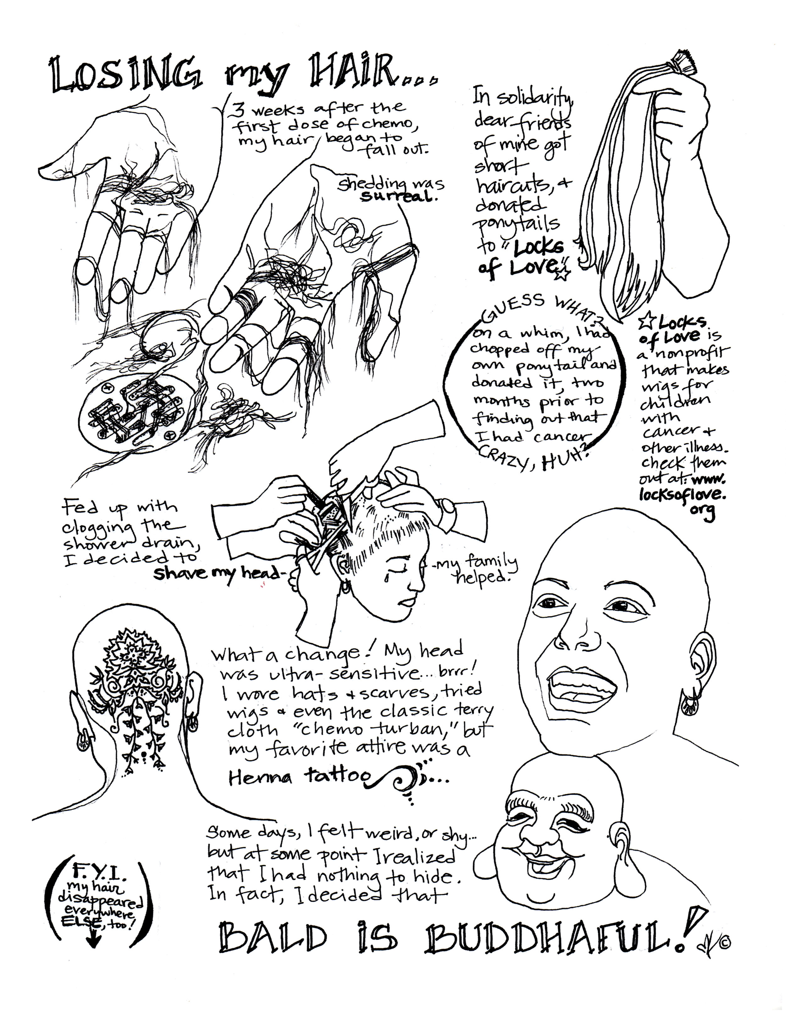 Annamieka Davidson Chrysalis Cancer and Healing Storybook
