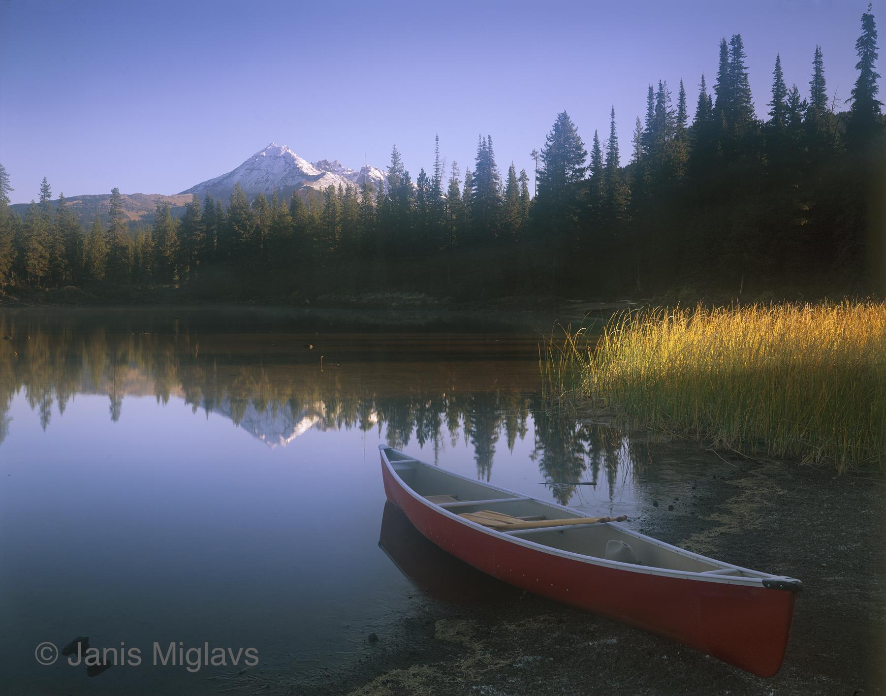 Sparks Lake Morning