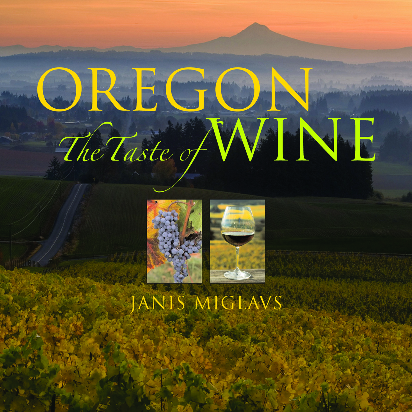 "Oregon The Taste of Wine - One of the most meaningful book projects I've ever done. Even though it was published in 2008, it is a classic that quickly went into a second printing.It has won the most awards & accolades of any Oregon wine book ever published, including:• Gold Medal for Best Regional Book in North America• Wine Spectator called it: ""one of the best reads for wine lovers.""• Gourmand International finalist for ""Best New World Wine Book.""Still widely available at larger book stores and Amazon: https://amzn.to/2t8XSKV"