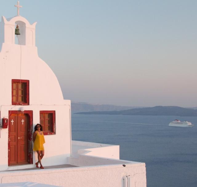 Oia Santorini  2013