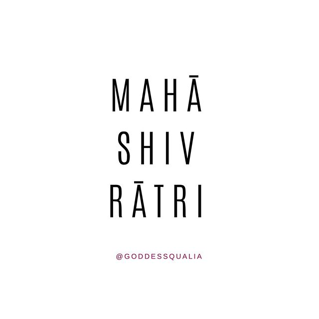"HAPPY & AWAKE MAHA SHIV RATRI TO YOU! 🌑 "" May this Great Night of Shiva become a night of awakening for you.  #MahaShivRatri #YogiShiva 🌑 Mahashivratri is one of the largest and most significant among the sacred festival nights of India. 🌑 This – the darkest night of the year – celebrates the Grace of Shiva, who is considered the Adi Guru or the First Guru, from whom the yogic tradition originates. 🌑 The planetary positions on this night are such that there is a powerful natural upsurge of energy in the human system. 🌑 It is enormously beneficial for one's physical and spiritual wellbeing to stay awake and aware in a vertical position throughout the night. "" - Sadhguru 🌑🙏❤️🌑 . . . . . . .  #mahashivratri #spiritualpath #energyshift #energy⚡️ #soulalignment #yogic #adiyoga #yogiclife"
