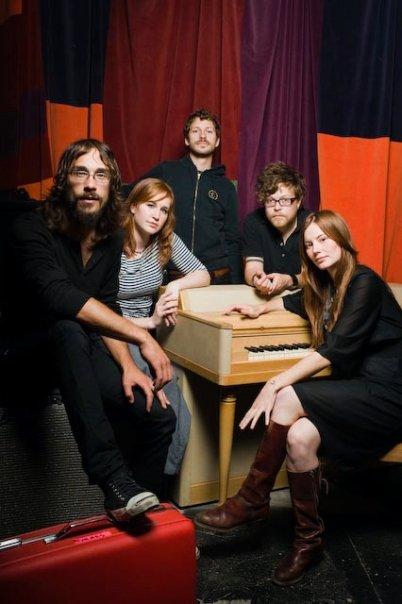 THEMES band photo, taken in 2008 by Kris Drake