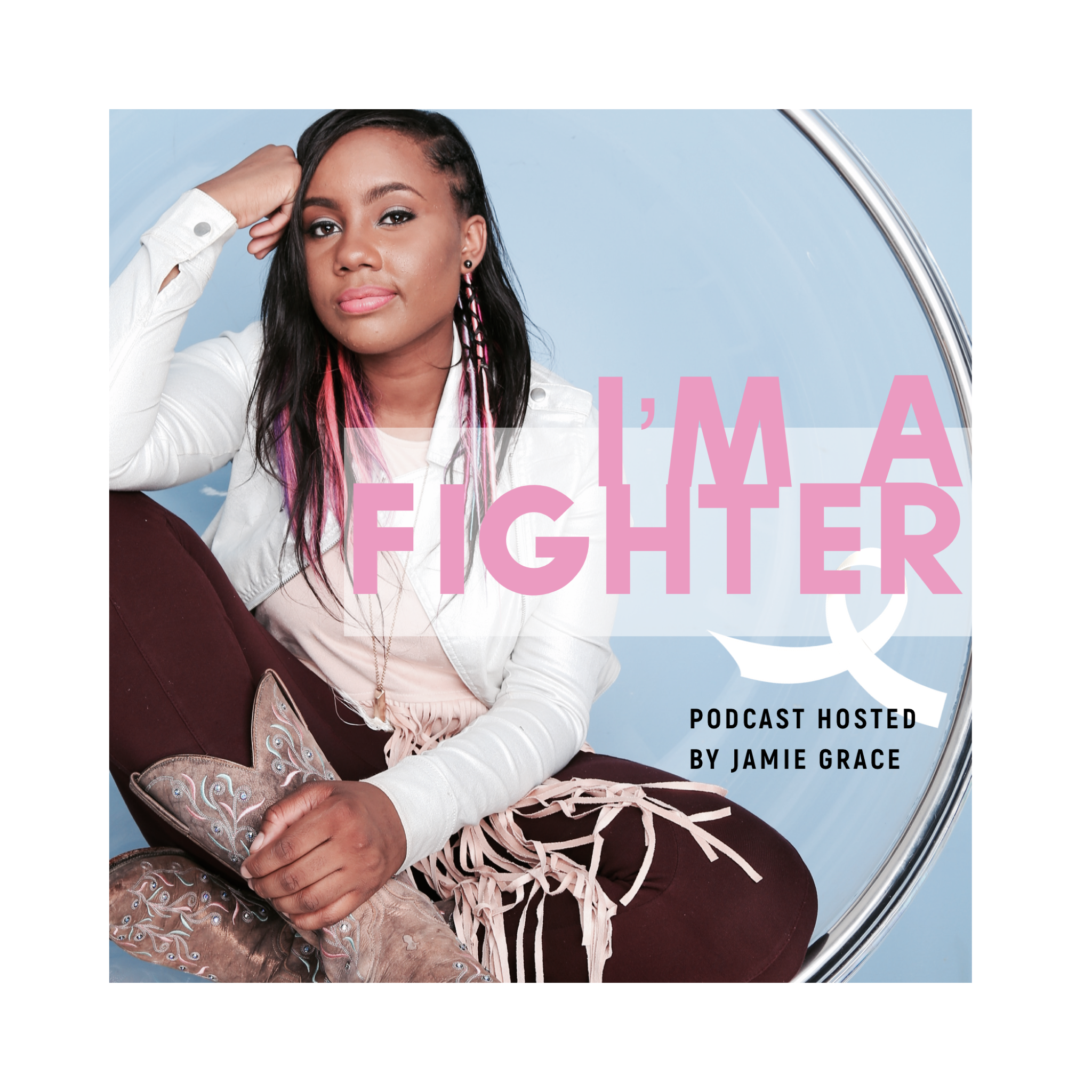 Suggested:13+/Families    I'm A Fighter: Jamie Grace interviews everyday fighters! Meet a 17 year old fighting cancer, a mom fighting diabetes, a dad raising awareness for his son who has Autism. If you're looking for encouraging stories, I'm A Fighter is the podcast to subscribe to!