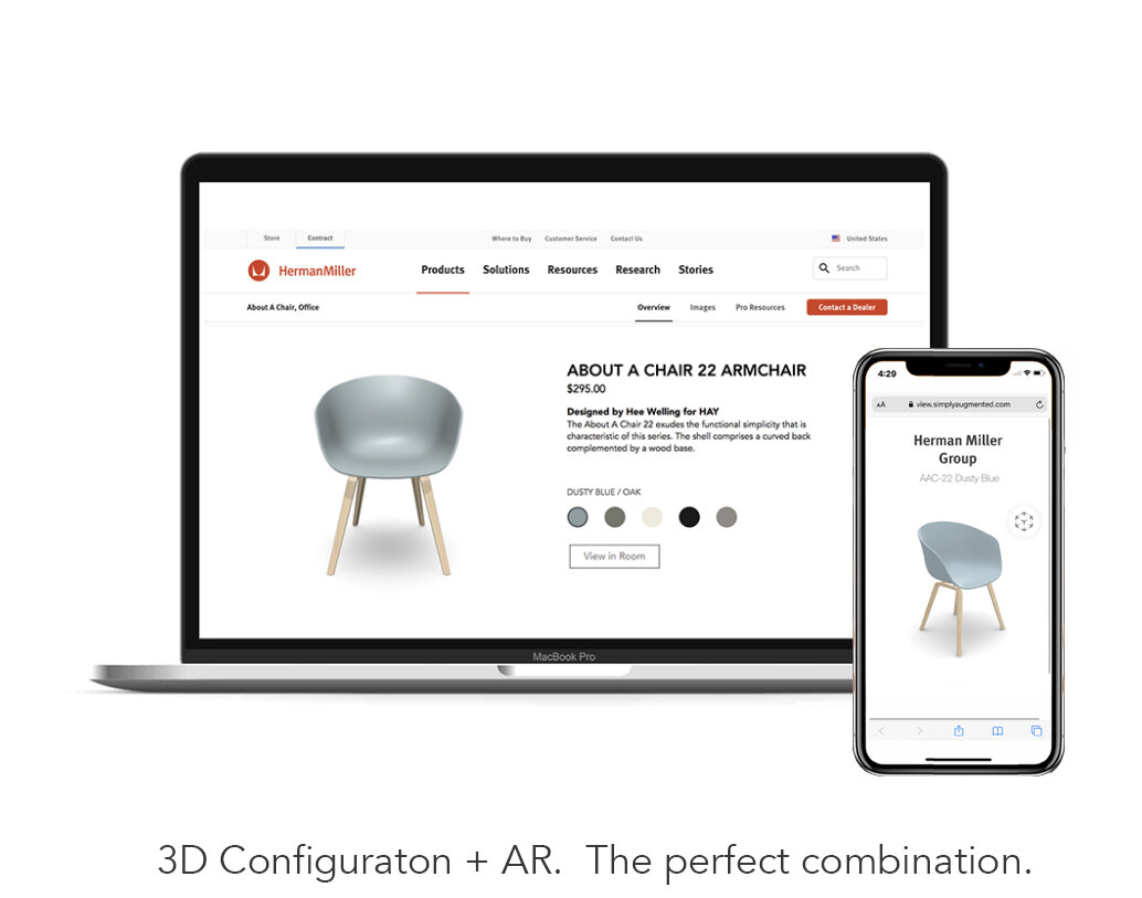 3D made easy, powered by Simply Augmented - Simply Augmented helps brands create and share 3D products in powerful new ways. We offer multiple tools for experiencing consumer-ready 3D content to engage and delight your audience.
