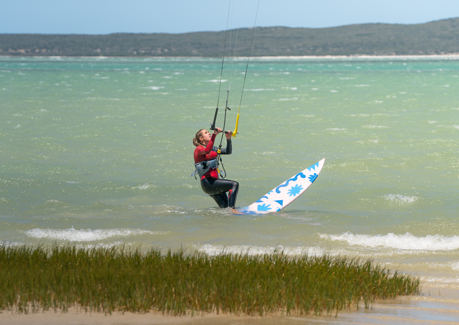 Kite surfing Langebaan.jpg