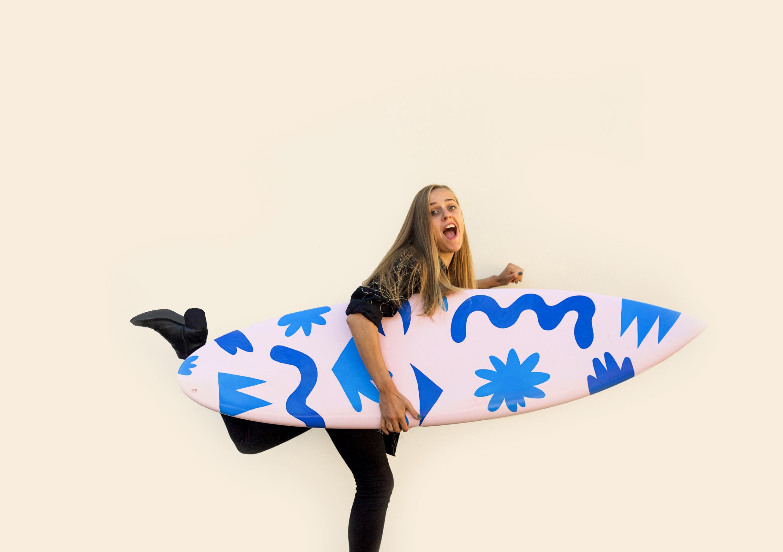 Mélanie Johnsson_Artwork 8_Surfboard.jpg