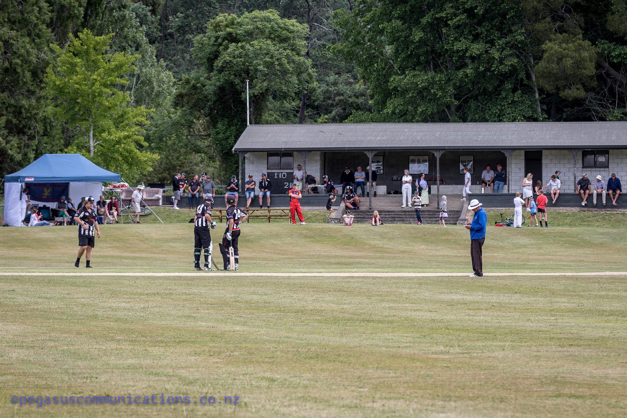 Cheviot Cricket Club