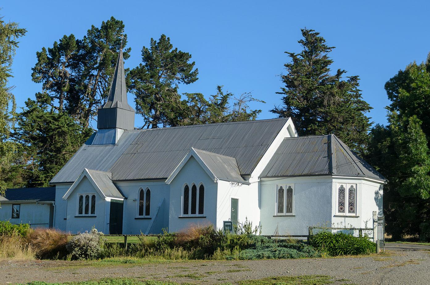 St Anthony's Catholic Church, Cheviot