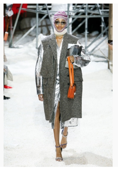 Source - http://www.vogue.co.uk/gallery/autumn-winter-2018-tweed-trend