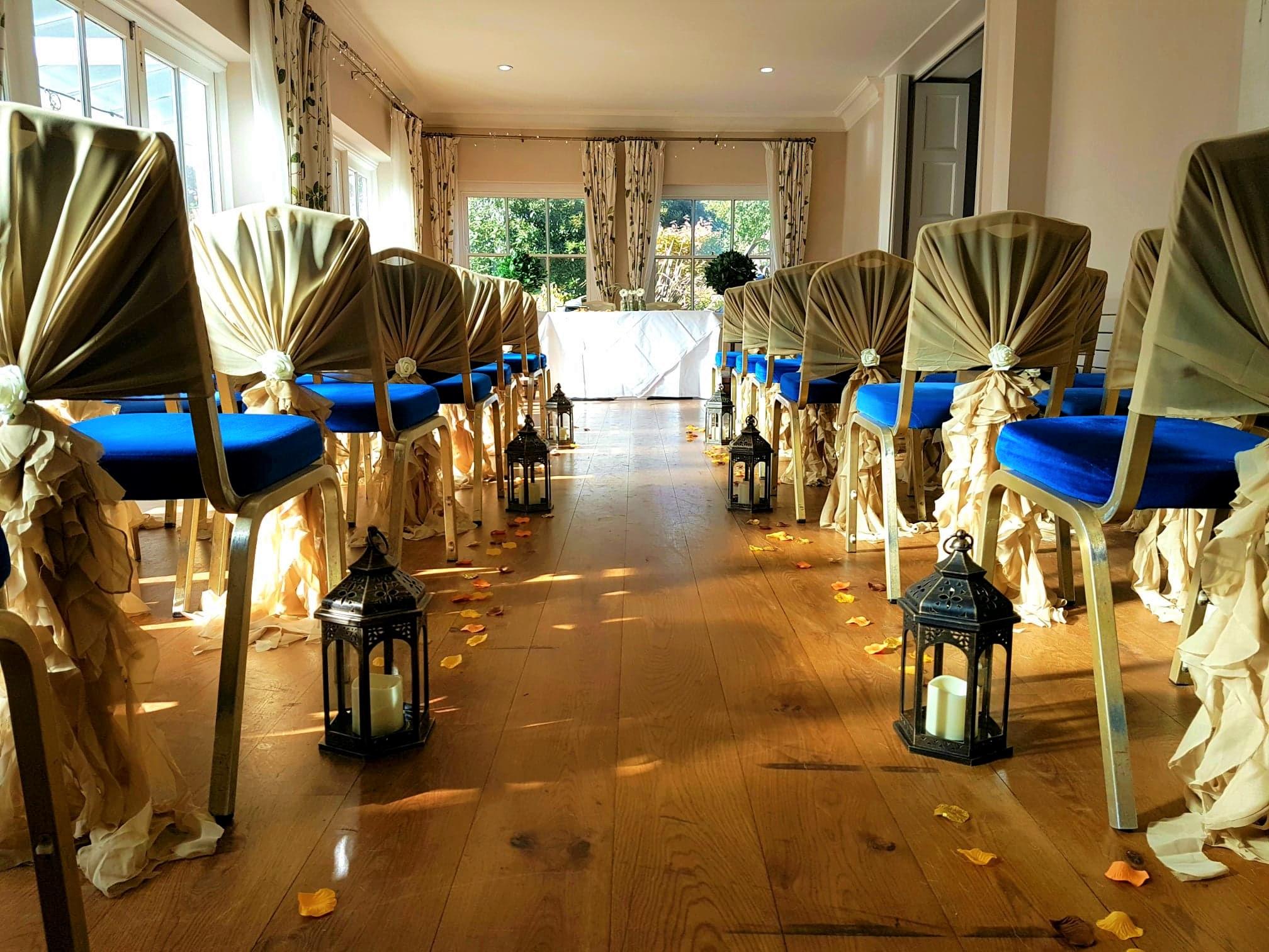 Hadlow Manor Weddings