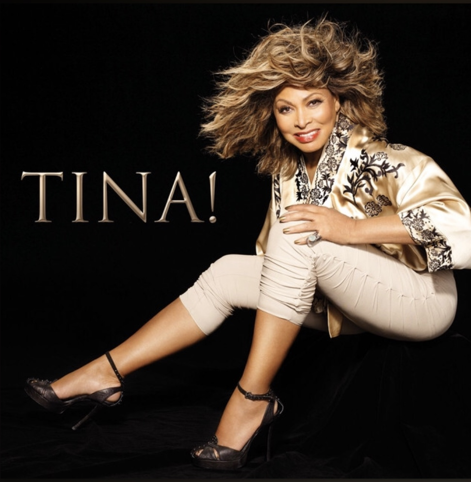 "Tina Turner ""Im Ready""- Guitar"