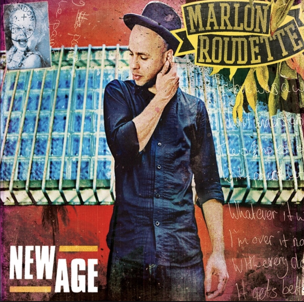 "Marlon Roudette ""New Age"" Programming"