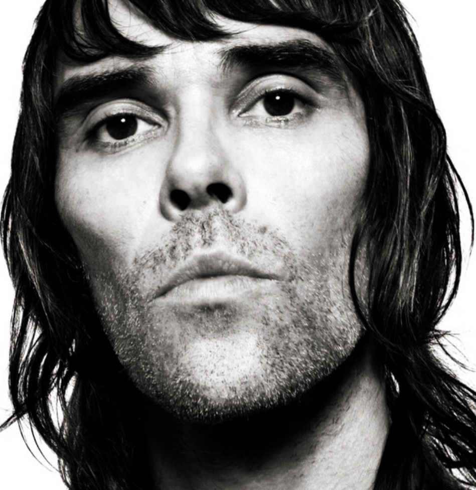 "Ian Brown ""Time Is My Everything"" remix - Guitar"