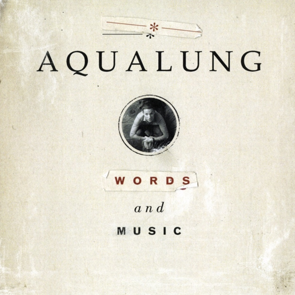 "Aqualung ""Mr Universe""- Guitar and Bass"