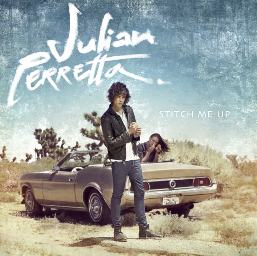 """Julien Perretta """"King For A Day""""- Producer with Guy Chambers"""