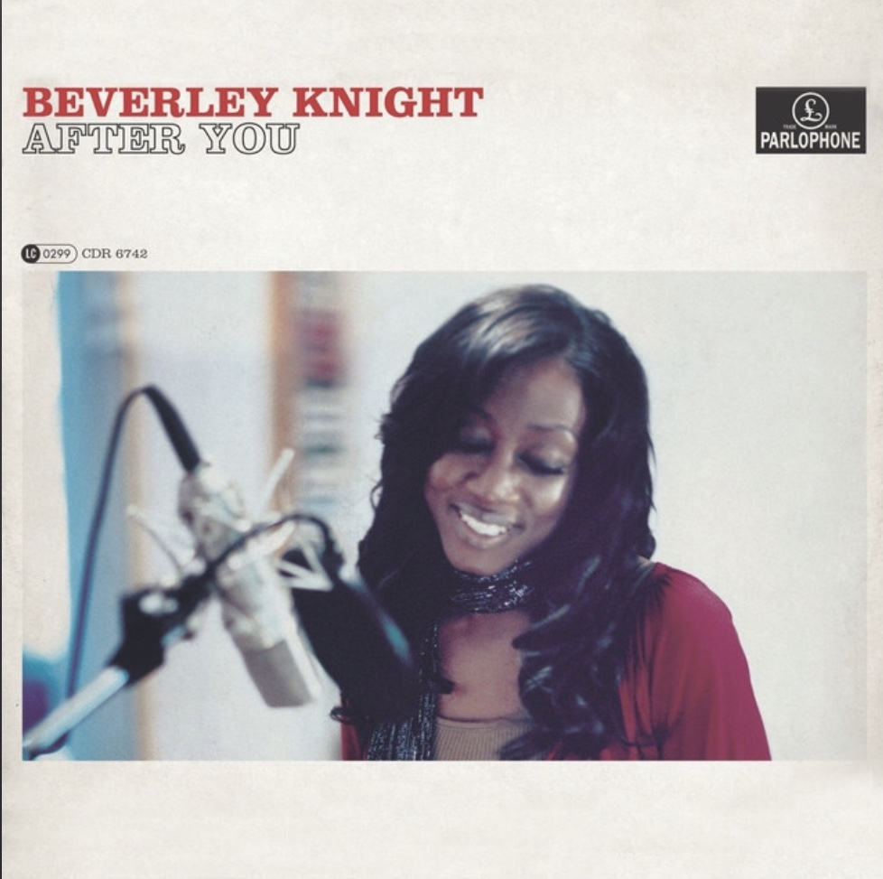 """Beverly Knight """"Time Is Now""""- Producer with Guy Chambers, Mixer"""