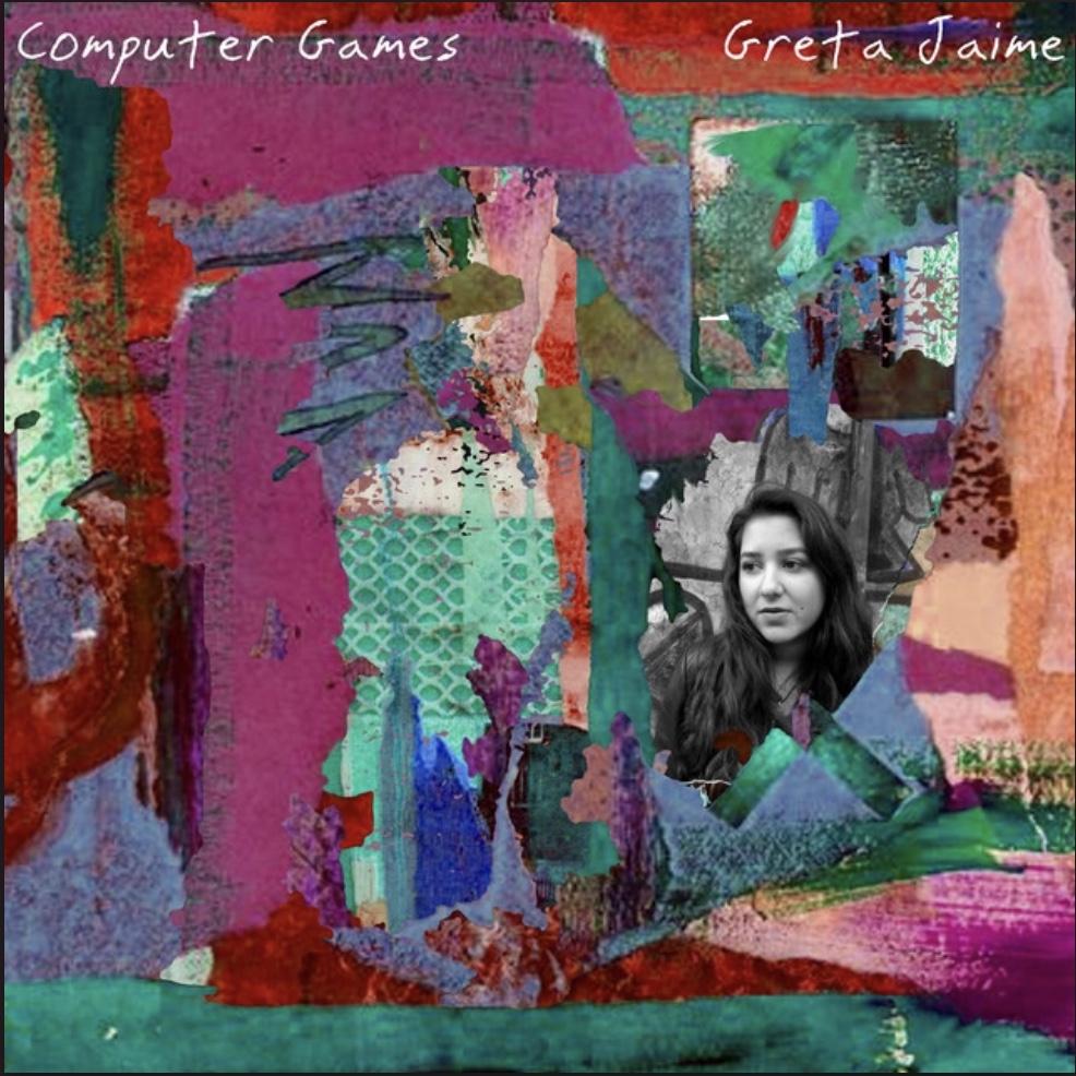 """Greta Jaime """"Computer Games""""- Producer and Mixer"""