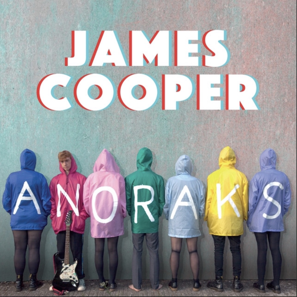 "James Cooper ""Anoraks""- Producer and Mixer"
