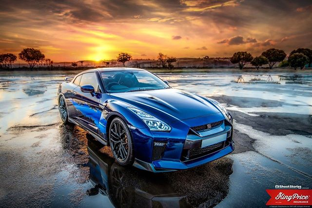 Some more GT-R goodness... Man I love this car!  #omgtr #ishootstories @nissan @kingpriceins #sunset #carsofinstagram #supercar