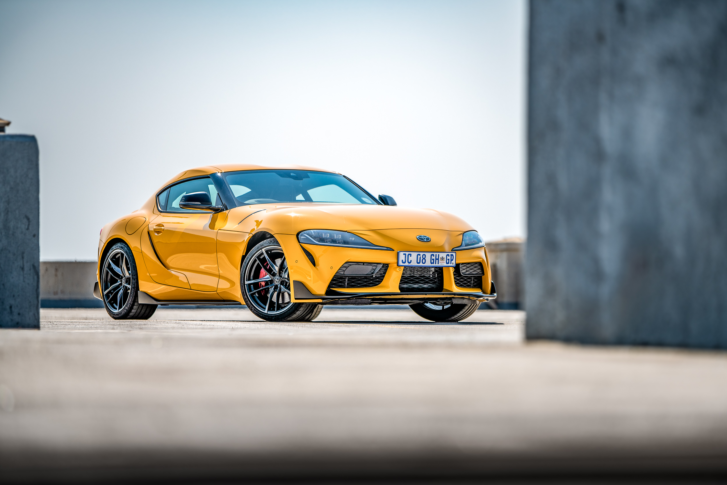 All New Toyota Supra GR