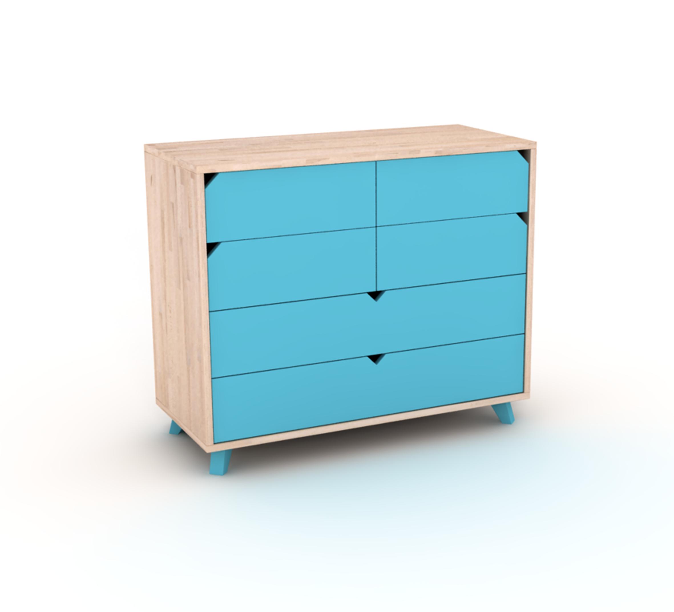 Wabe Dresser