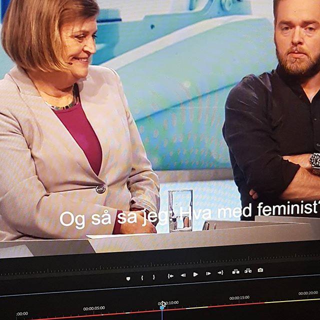 Se dagens story 😉 Redigerer og tekster videoer for Elin Ørjasæter etter avtale med TVNorge, NRK, TV2 😉 *************************** Editing and texting videos for Elin Ørjasæter, a famous Norwegian speaker on TV.  #videoediting  #videoproduction #videomarkedsføring #videoproduksjon #inboundmarkedsføring #videomarketing #markedsføring  #socialmedia  #sosialemedier #videoproduction #videofunnel  #kundereise #videoblog #vlog #videostar