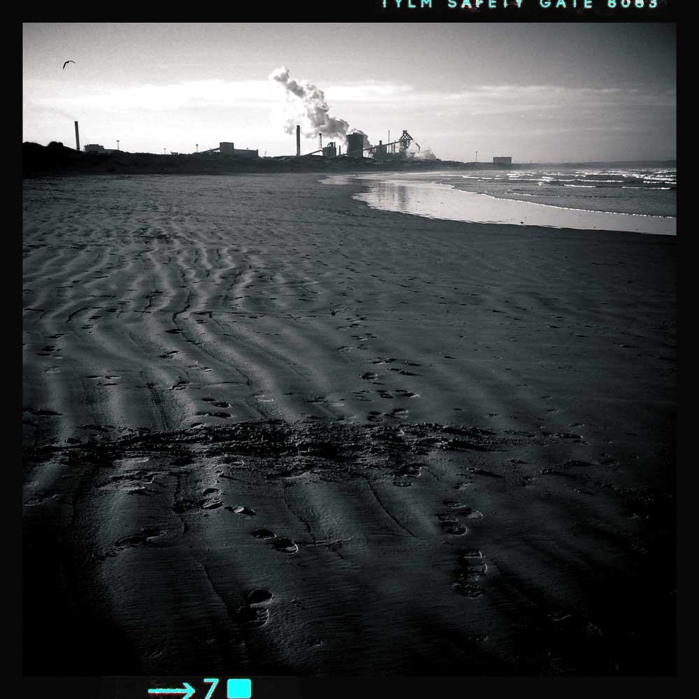 An iPhone image created using an app - the now defunct KitCam - Redcar 2013