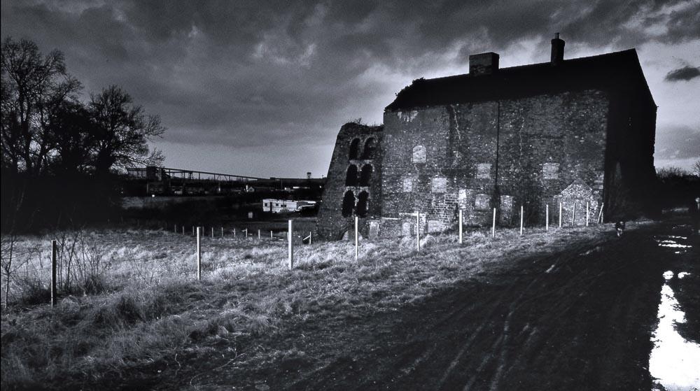 Abandoned Iron Foundry