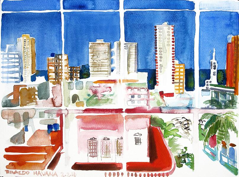Havana Vedado dos
