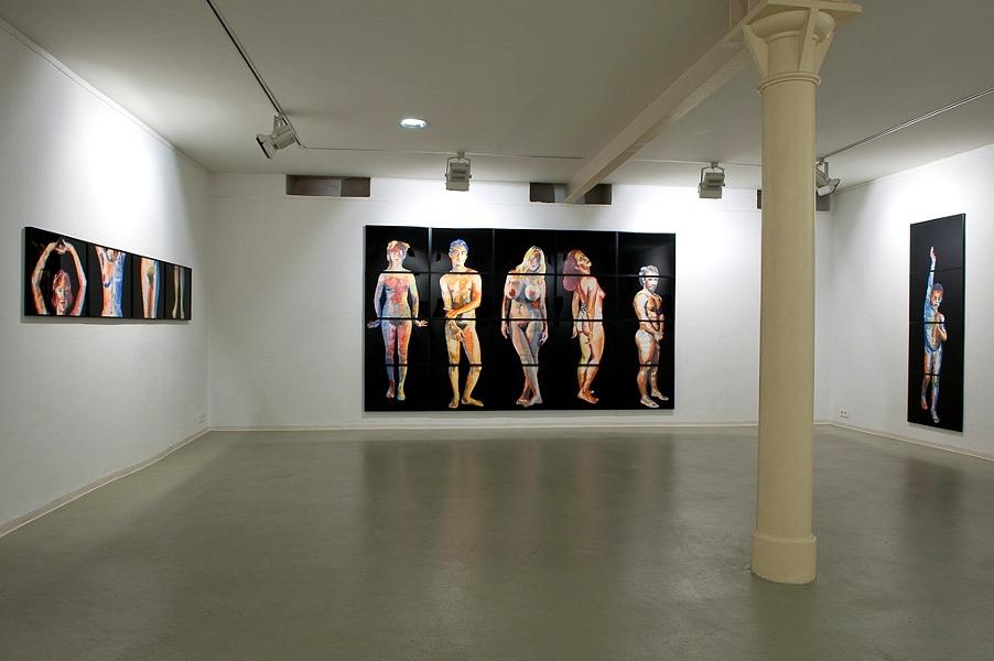 INSTALLATION POST FINE ARTS, FREIBURG 2010