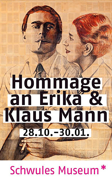 SO IT'S A GIRL! HOMAGE TO ERIKA & KLAUS MANN