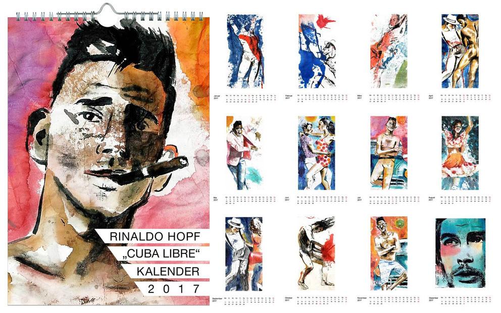 RINALDO HOPF - CUBA LIBRE