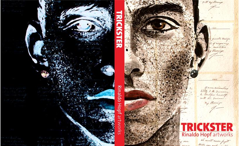 TRICKSTER RINALDO HOPF ARTWORKS 1968 - 2013