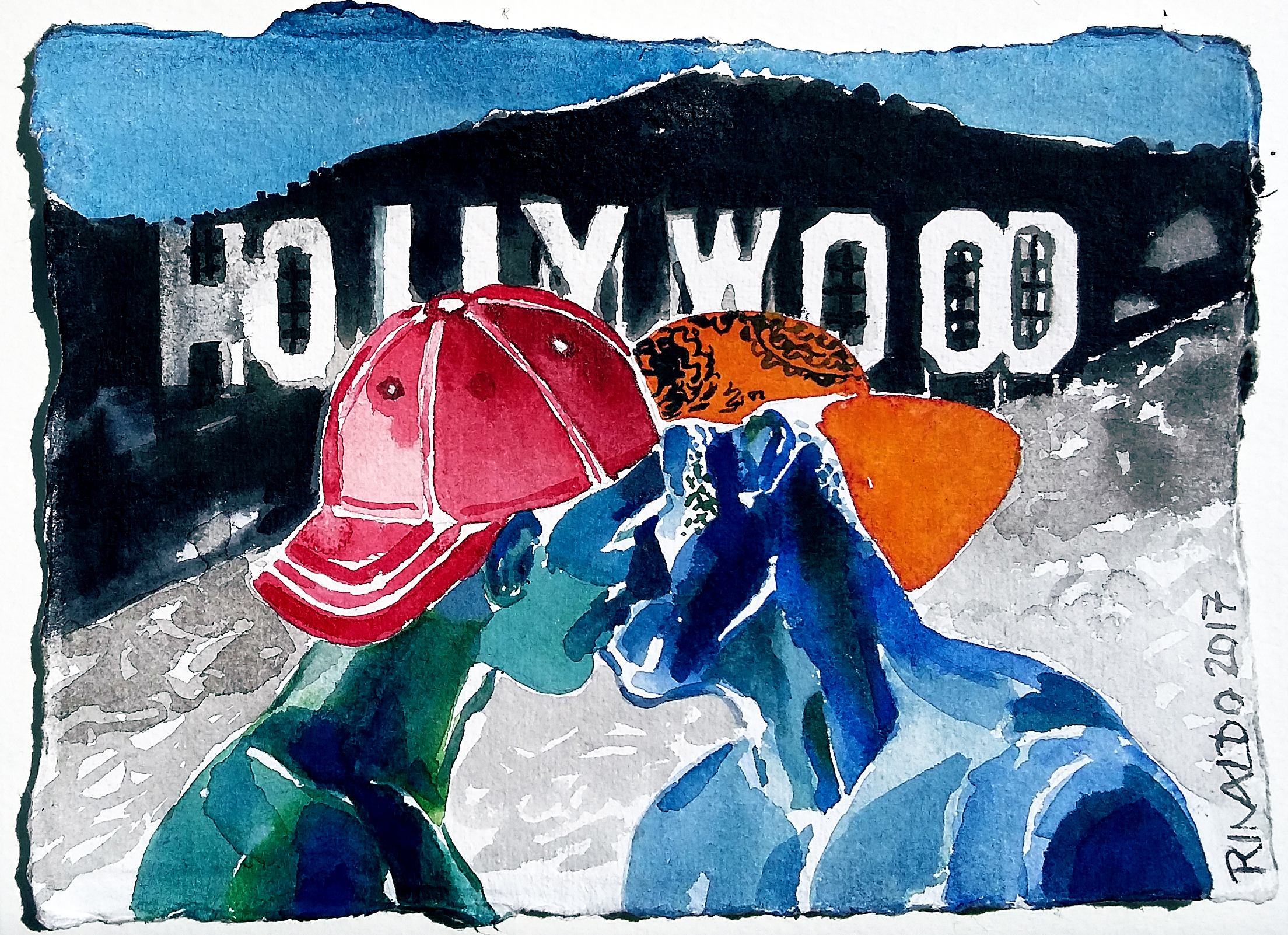 HOLLYWOOD KISS