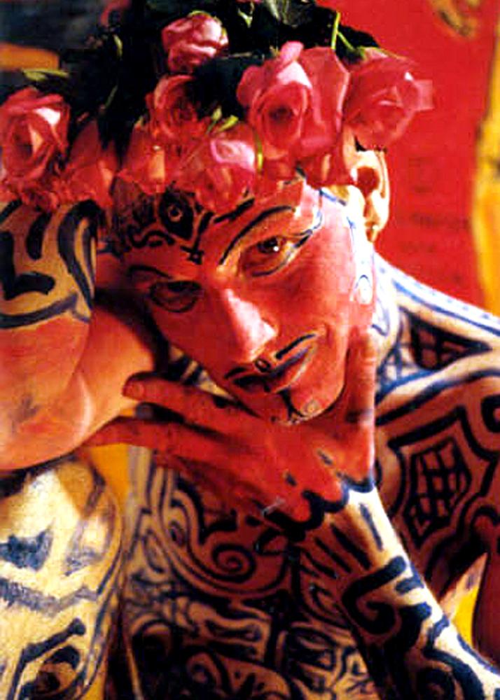 DONATO PLÖGERT, SINGER, BERLIN 2000