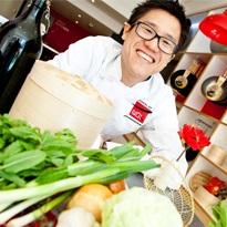Jeremy Pang,  Partner Chef
